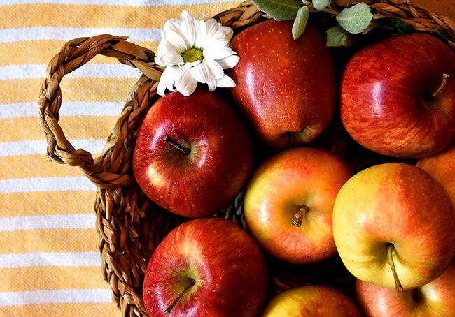 リンゴ画像